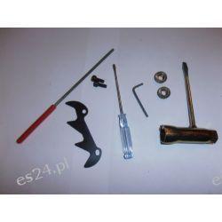 Zestaw kluczy i akcesoriów do piły spalinowej [Inny] Piły