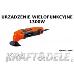 Urządzenie wielofunkcyjne KD1672 Noże i scyzoryki