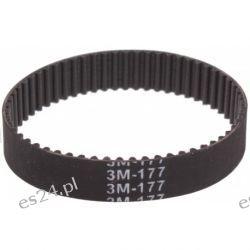 Pasek zębaty 3M-177-12 Szerokość: 12mm Długość 177 Z: 59 [Inny]