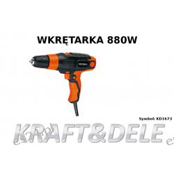 Wkrętarka elektryczna KD1673 Wiertarki