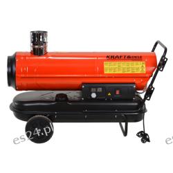 Nagrzewnica olejowa 80kW KD714 BGO-80B [Kraft&dele] Agregaty prądotwórcze