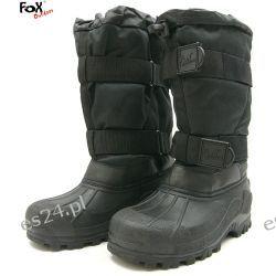Buty myśliwskie zimowe, ocieplane śniegowce [Fox] Pneumatyka