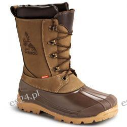 Buty myśliwskie zimowe CARIBOU PRO  Obuwie