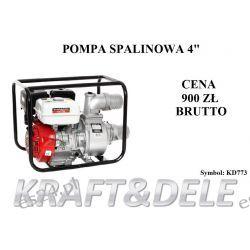 """Pompa Spalinowa 4 """"KD773 [Kraft&dele] Pozostałe"""