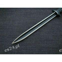 Nóż trójostrzowy czarne ostrze N-276 [Inny] Piły