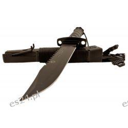 Nóż wojskowy RAMBO taktyczny ETIU PIŁA GRATIS [Inny] Pompy i hydrofory