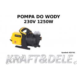 pompa przelotowa KD742