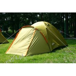 Namiot iglo z tropikiem MALWA-3 - 3 osobowy Pneumatyka
