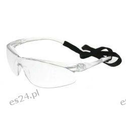 Okulary ochronne- bezbarwne, do ASG [Inny] ASG