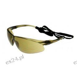 Okulary ochronne- brązowe, do ASG [Inny] ASG
