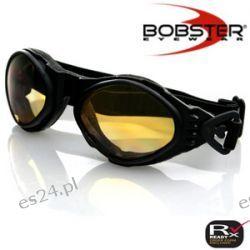 Gogle Bobster Bugeye Bursztynowe soczewki [Inny] Sporty ekstremalne