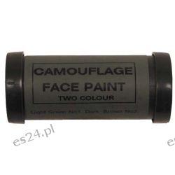 Pasta kamuflażowa maskująca - kamuflaż na twarz - 2 kolory [MFH] Części