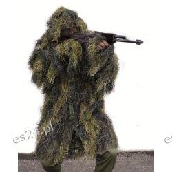 Ghillie Suit Parka Woodland - maskowanie snajpera [Mil-Tec] Piły