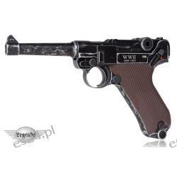 Pistolet wiatrówka Umarex LEGENDS P.08 WWII Limited Edition Blow Back [Umarex] Militaria