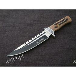 Nóż myśliwski grawerowany Kandar N-170 [Inny]