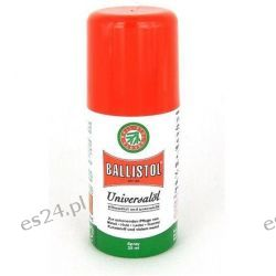 Olejek do wiatrówek i broni Ballistol Spray 25ml [Inny] Pozostałe
