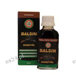 Olej do konserwacji kolby drewnianej - ciemny brąz 50ml, KLEVER BALSIN [Inny] Pneumatyka