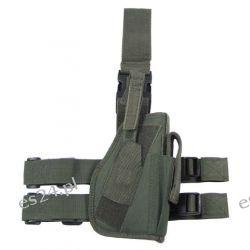 Kabura udowa z cordury na pistolet - kamuflaż ACU [Crosman]