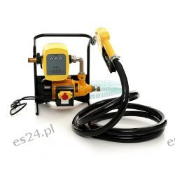Dystrybutor Paliwa Oleju Ropy 600W KD1163 230V CPN Narzędzia i sprzęt warsztatowy