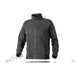 Bluza ALPHA TACTICAL - Grid Fleece - Czarna Odzież, Obuwie, Dodatki
