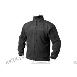 Bluza CLASSIC ARMY - Fleece - Czarna Odzież, Obuwie, Dodatki