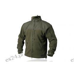 Bluza CLASSIC ARMY - Fleece - Olive Green Odzież, Obuwie, Dodatki