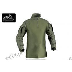 Bluza combat shirt z nałokietnikami oliwka r. XL Odzież i bielizna męska