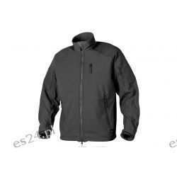 Bluza DELTA TACTICAL - Shark Skin - Czarna Odzież, Obuwie, Dodatki