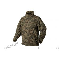 Bluza LEVEL 5 Ver.II - Soft Shell - PL Woodland