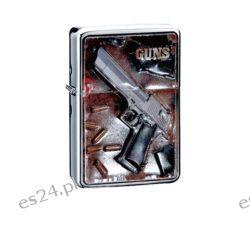 Zapalniczka benzynowa TASMAN Gun Pistolet Pozostałe