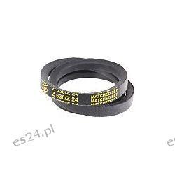 Pasek napędowy, profil Z, materiał: PET, guma, 610mm x 10mm x 6mm Przemysł