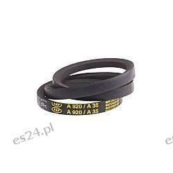 Pasek napędowy, profil A, materiał: PET, guma, 889mm x 13mm x 8mm Przemysł