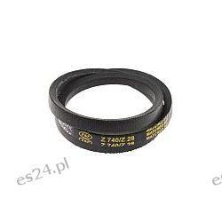 Pasek napędowy, profil Z, materiał: PET, guma 710mm x 10mm x 6mm Przemysł