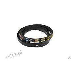 Pasek napędowy, profil A, materiał: PET, guma, 940mm x 13mm x 8mm Przemysł