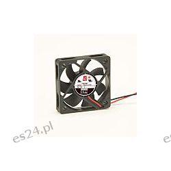 Wentylator osiowy, 12 V DC, 1.44W, 50 x 50 x 10mm, 18.7m³/h, 5200rpm