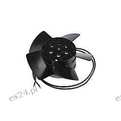 Wentylator osiowy, 230 V AC, 19W, 119 x 119 x 38mm, 160m³/h, 2600rpm Przemysł