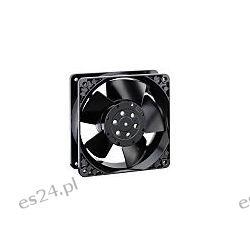 Wentylator osiowy, 230 V AC, 10W, 119 x 119 x 38mm, 100m³/h, 1800rpm Przemysł