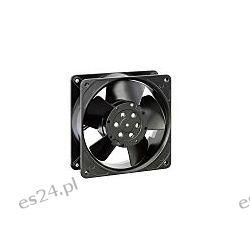 Wentylator osiowy, 230 V AC, 13W, 119 x 119 x 38mm, 100m³/h, 1700rpm Przemysł