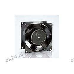 Wentylator osiowy, 230 V AC, 12W, 80 x 80 x 38mm, 50m³/h, 2700rpm Przemysł
