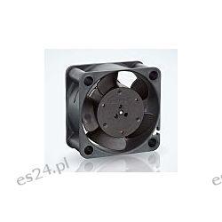 Wentylator osiowy, 12 V DC, 1W, 40 x 40 x 20mm, 10m³/h, 6000rpm Przemysł