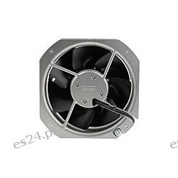 Wentylator osiowy, 230 V AC, 80W, 225 x 225 x 80mm, 880m³/h, 2800obr./min Przemysł