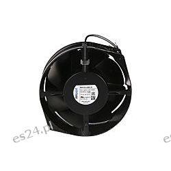 Wentylator osiowy, 230 V AC, 45W, 150 x 55mm, 380m³/h, 3250rpm Przemysł