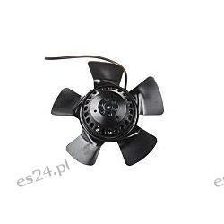 Wentylator osiowy, 230 V AC, 61W, 195 x 73mm, 830m³/h, 3120rpm Przemysł