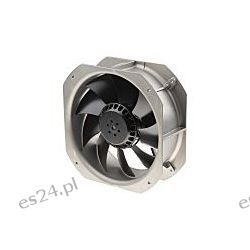 Wentylator osiowy, 230 V AC, 64W, 225 x 225 x 80mm, 935m³/h, 2550rpm, W2E200H Przemysł