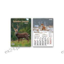 Kalendarz Łowiecki Ścienny 2020  Sport i Turystyka