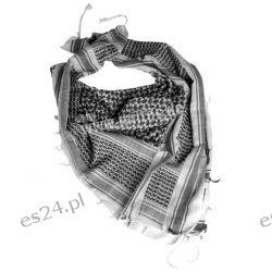 Arafatka biało-czarna MilTec Black & White Odzież, Obuwie, Dodatki