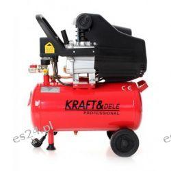 Kompresor olejowy 24 l KD400 Sprężarki