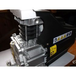 sprężarka olejowa z silnikiem 206l/min Pozostałe