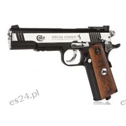pistolet pneumatyczny COLT Special C Classic kal. 4,46mm BB Pozostałe