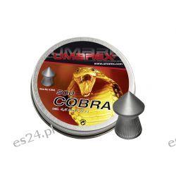 Śrut 4,5 mm UMAREX Cobra szpic molet. 500 szt. Pozostałe